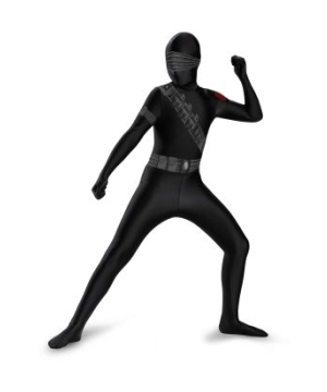 Snake Eyes Kids/teen Costume deluxe