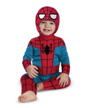 Spider Man Baby Costume