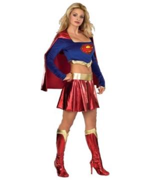 Supergirl Women Costume