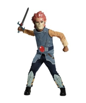 Thundercats Lion Kids Costume