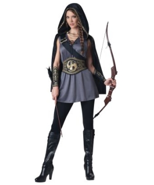 Womens Huntress Costume