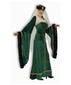 Womens Noble Lady Costume