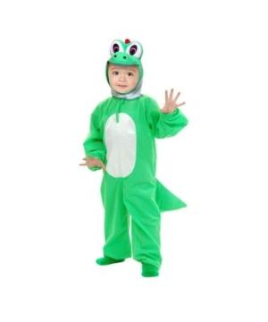 Yoshimoto Green Dino Kids Costume