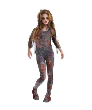 Zombie Dawn Kids Costume