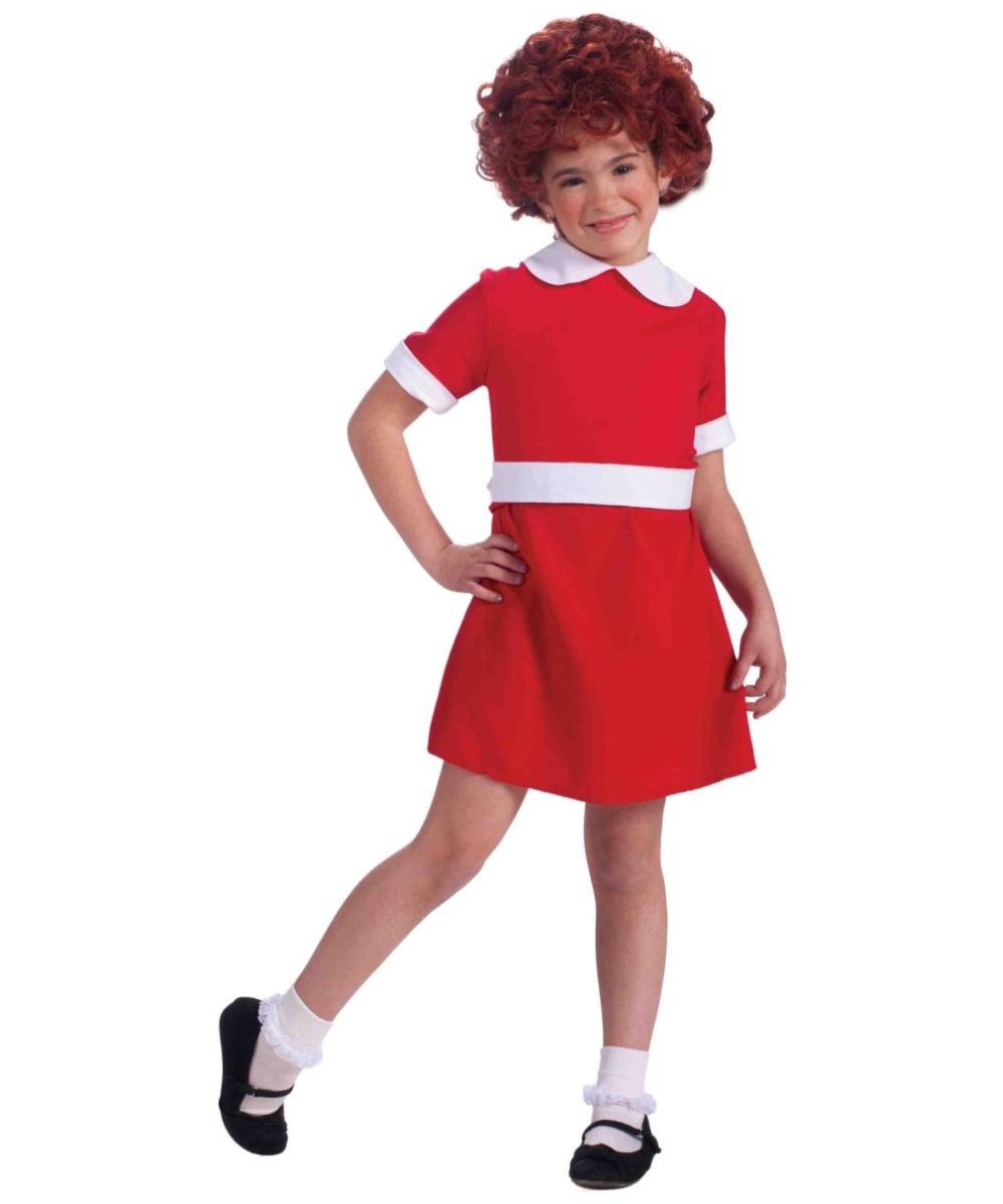 Kids Annie Movie Halloween Costume