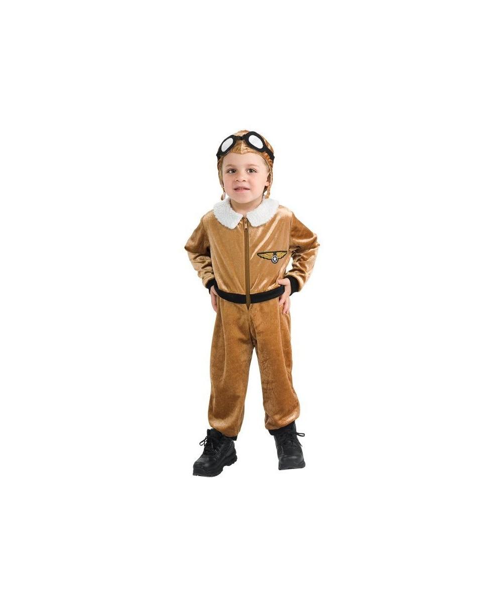 Aviator Baby Pilot Halloween Costume Kids Costumes
