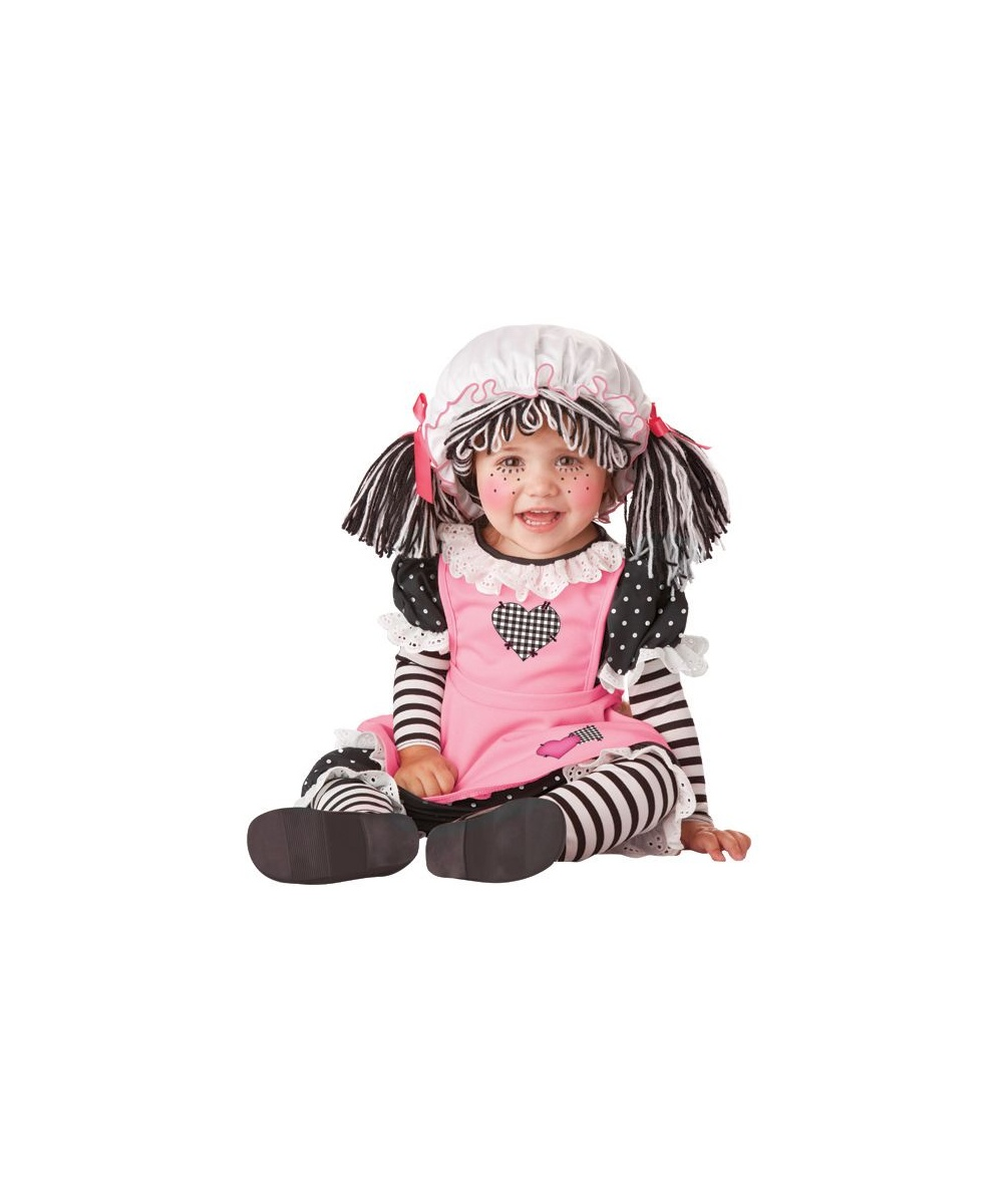 Baby Doll Halloween Costume Girls Costumes
