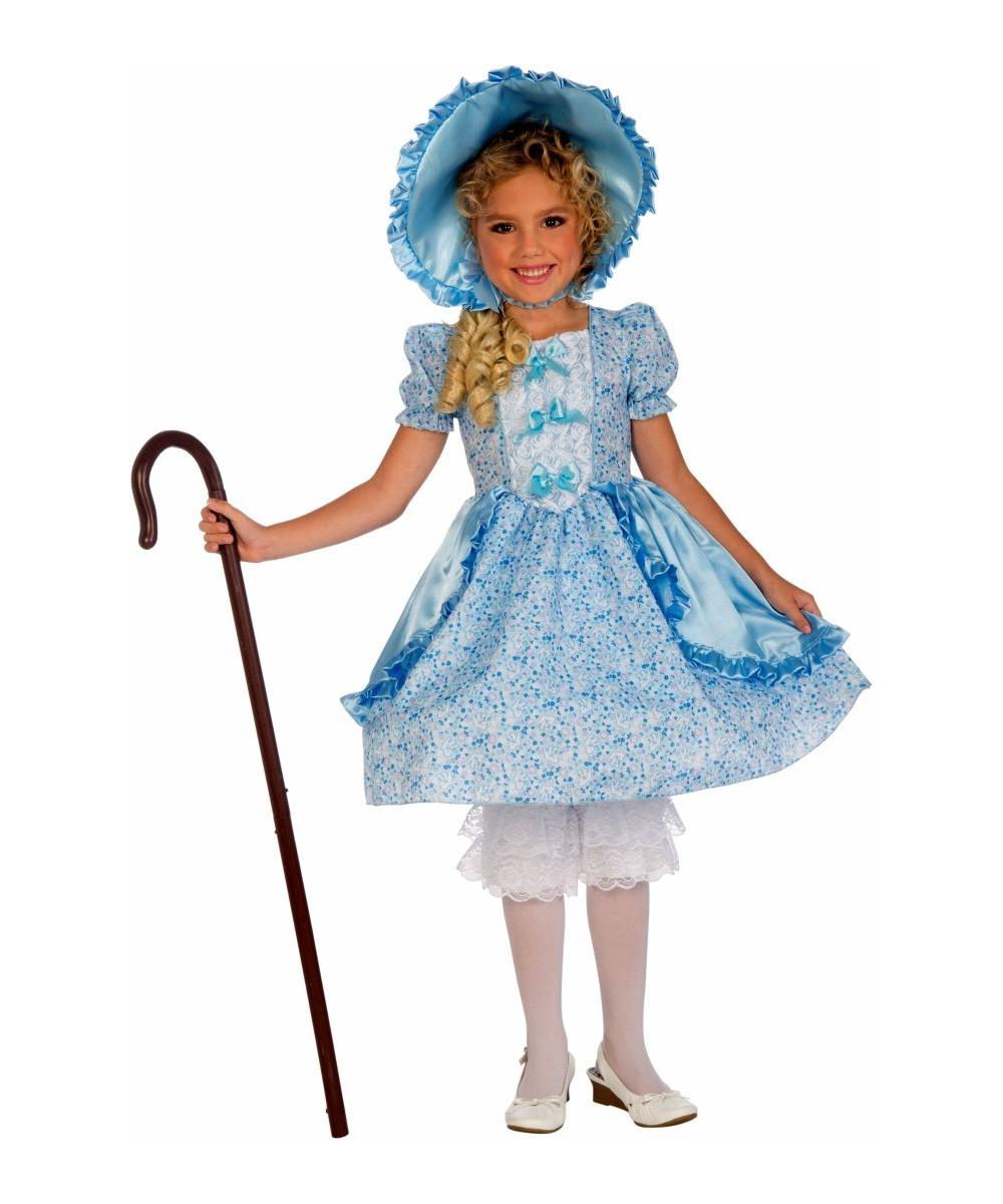 lilu0027 bo peep kids halloween costume girls fairytale costume for halloween