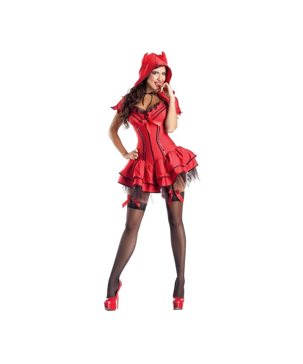 Bravo, seems Sexy devil costume apologise, but