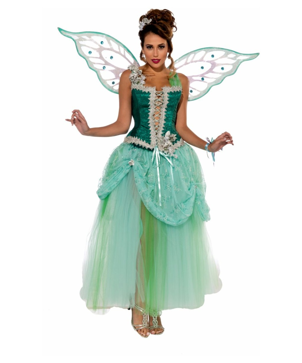 What necessary adult fairy costume