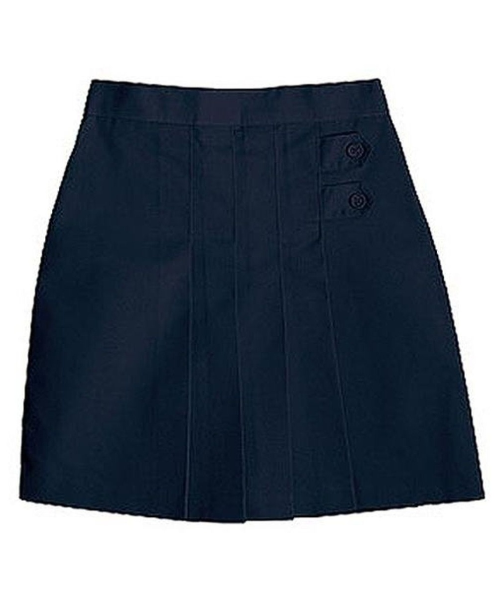 Lands' End School Uniform Girls Blend Chino Skort Above Knee. Sold by Lands' End. $ Lands' End School Uniform Girls Slim Blend Chino Skort Above Knee. Sold by Lands' End + 1. $ Lands' End School Uniform Girls Plaid Pleated Skort Top of Knee. Sold by Lands' End + 3. $