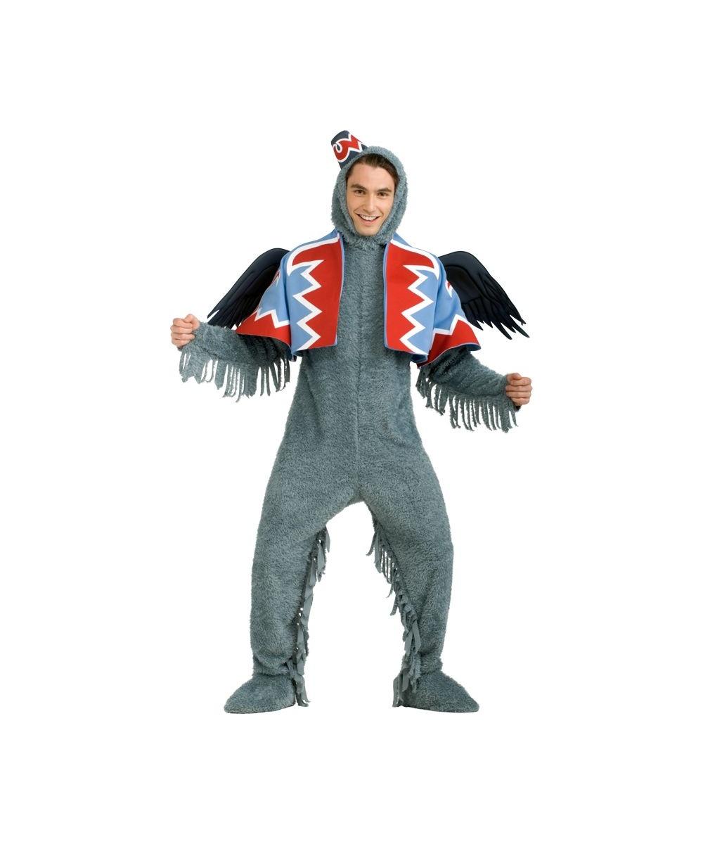 Adult Wizard of Oz Winged Monkey Movie Costume