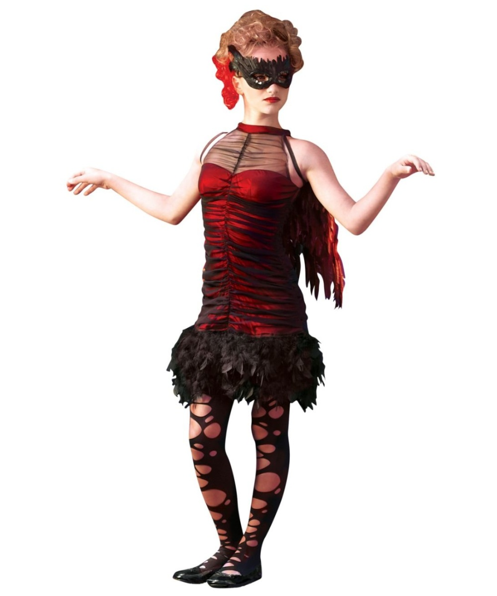 Raven Kids Halloween Costume Girls Costumes