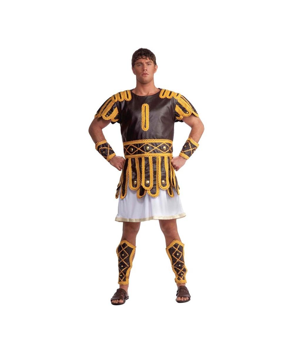 Asian emperor adult costume