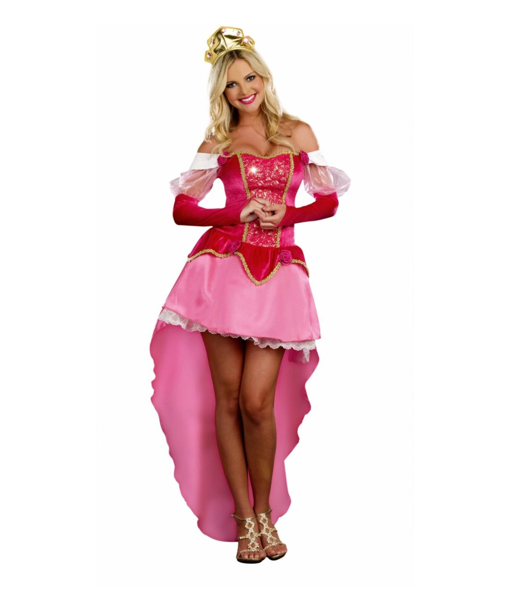 Princess Aurora Costume For Kids
