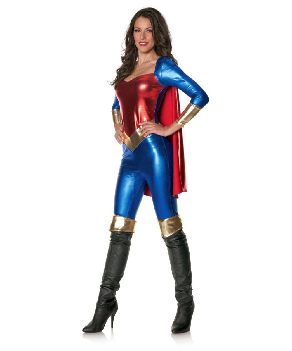 Adult Super Movie Superhero Costume - Women Costumes