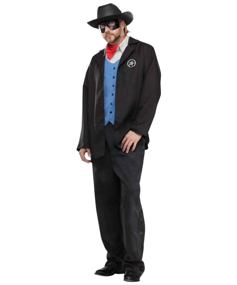 Wild West Cowboys Costume Wild West Wrangler Men Costume