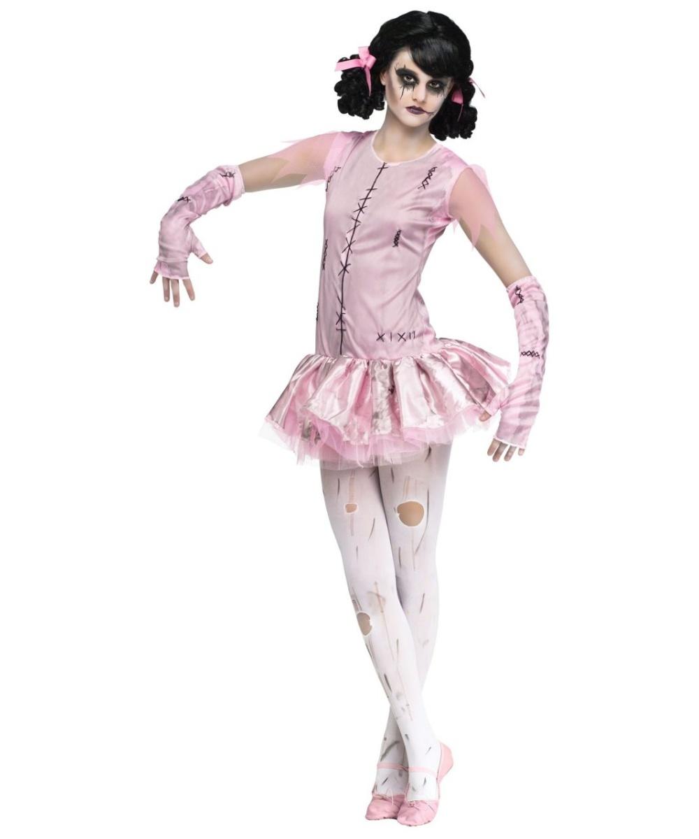 zombie ballerina kids costume girls costumes