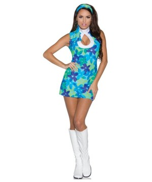 Womens Hippie Costume