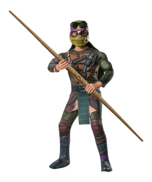 Ninja Turtles Donatello Boys Costume deluxe