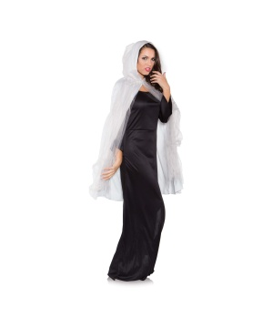 Womens Ghost Cape