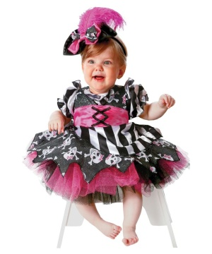 Abigail Pirate Baby Costume