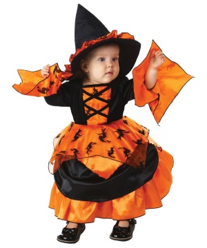 Amelia Witch Baby Costume