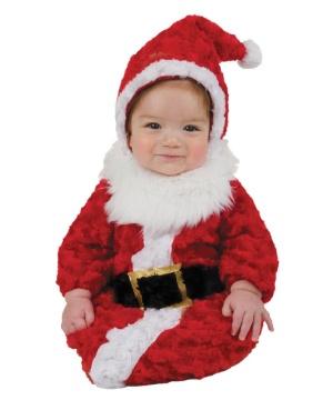 Babies Santa Costume