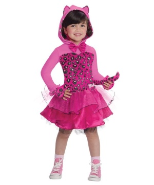 Barbie Kitty Girls Costume