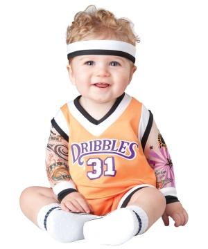 Basketball Baby Costume