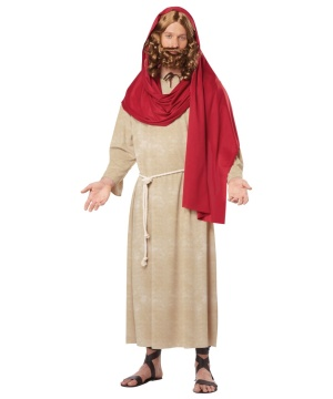 Biblical Jesus Mens Costume