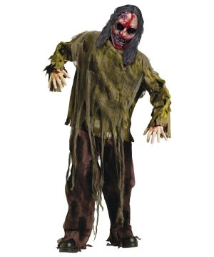 Bleeding Grotesque Zombie Boys Costume