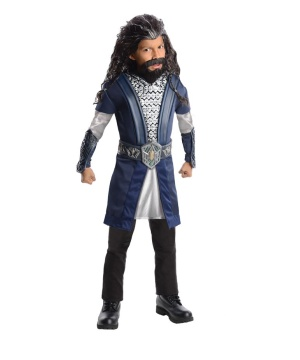 Boys Hobbit Thorin Oakenshield Costume
