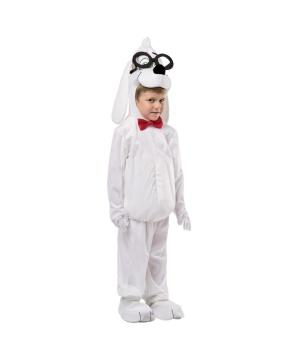 Boys Mr Peabody Baby Costume