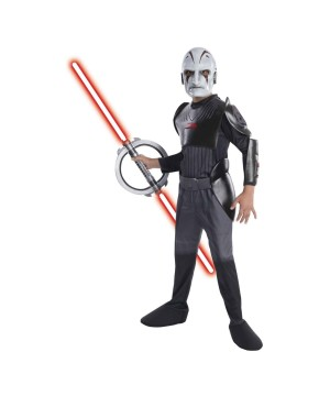 Boys Rebels Inquisitor Costume