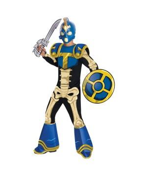 Boys Skylanders Chop Chop Costume