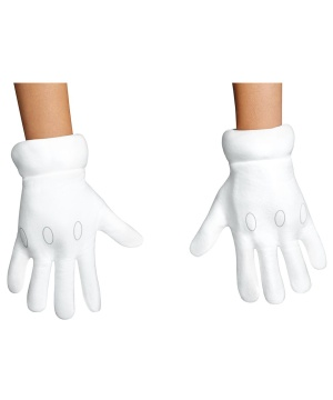 Boys Super Mario Gloves
