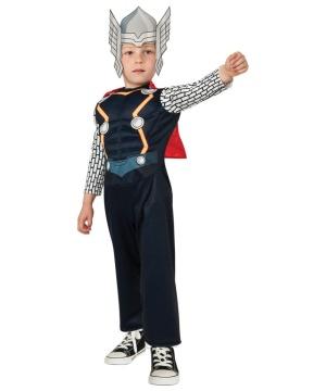Boys Thor Baby Costume