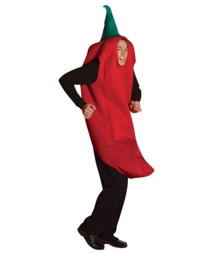 Chili Pepper Costume