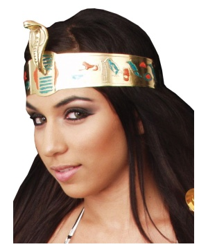 Cleopatra Snake Crown
