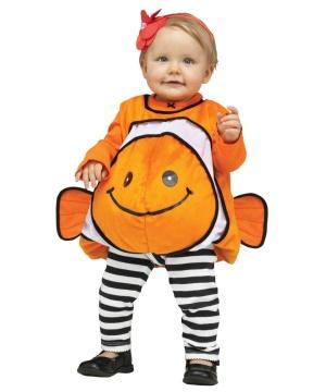 Clown Fish Baby Costume