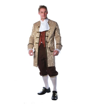 Colonial Costume for Mens