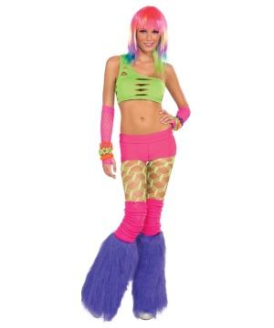 Dancer Shorts Neon Pink