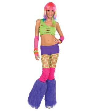 Dancer Shorts Neon