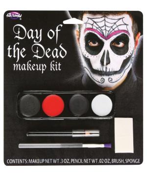 Day Dead Dark Makeup Kit