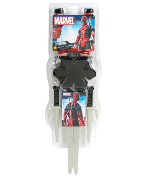 Deadpool Double Sword Backpack Kit