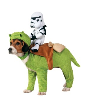 Dewback Rider Pet Costume