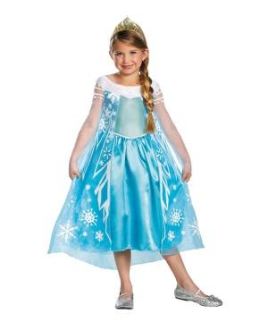 Disney Elsa Kids Costume
