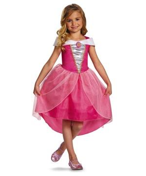 Disney Princess Aurora Economy Girls Costume