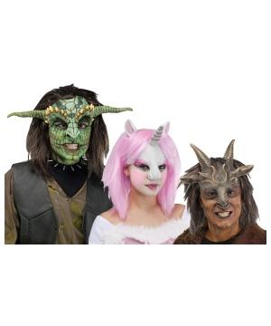 Enchanted Creature Fantasy Heads